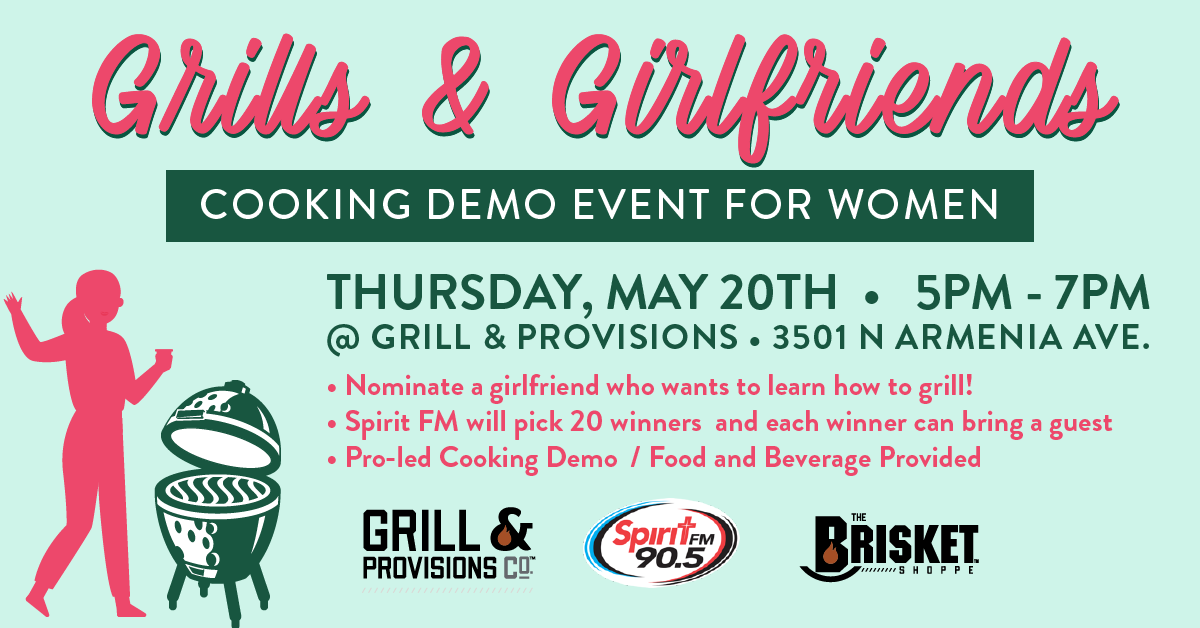 Grills & Girlfriends